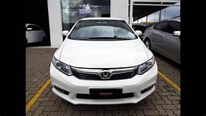 Honda New Civic Lxr 2 0 16v Autom U00e1tico  Flex  - 2014