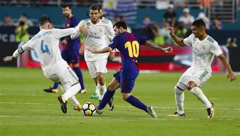 Resultado Barcelona - Real Madrid | Supercopa de España