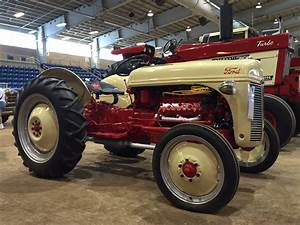 Muscle Up Your Classic Ford Tractor
