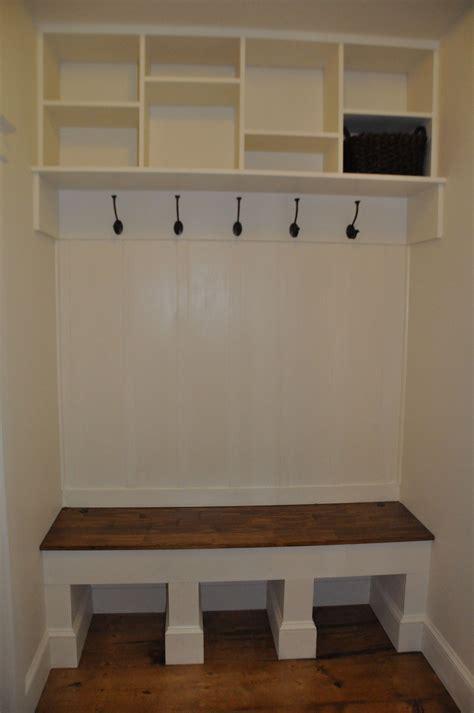 maverick custom homes built  shoe rack coat rack