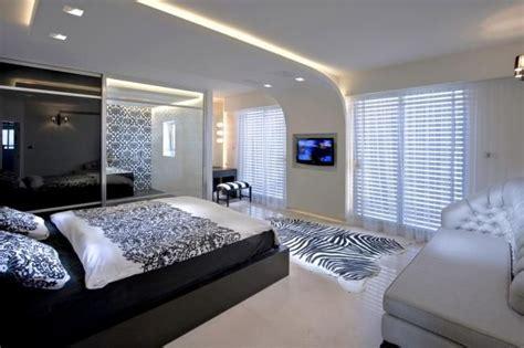 Led Streifen Schlafzimmer by Led Streifen Decke Paneele Schlafzimmer Schwarz Wei 223