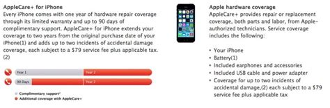 applecare plus iphone apple increases applecare iphone service charges adds