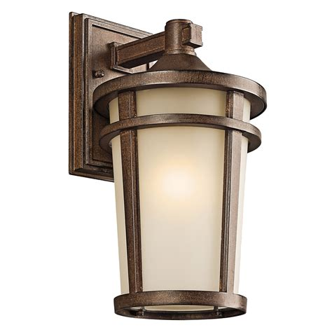 exterior wall mounted lights wall lights design kichler led outdoor light wall mount