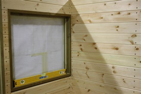 Tongue and Groove Interior Cladding. The Wooden Workshop