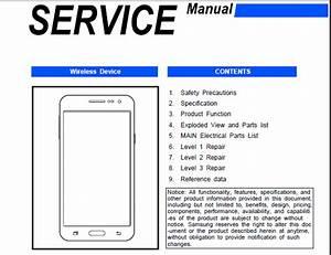 Samsung Galaxy A3 Duos Sm-a300h Service Manual