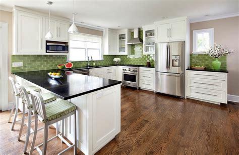 popular backsplashes for kitchens kitchen backsplash ideas a splattering of the most