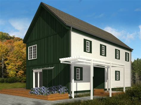 Blu Homes Unveil Classic New England-style Lofthouse