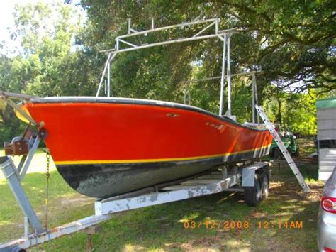 Used Boat Trailers Mobile Al by Lafitte Skiff For Sale