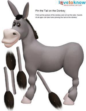 pin  tail  donkey shrek party pinterest donkey