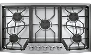 zgunsmss monogram  gas cooktop natural gas stainless steel