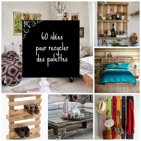 deco chambre avec palette home garden 60 idées pour recycler des palettes