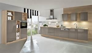 Quelle Küchen Frankfurt : trend einbauk che aspen basaltgrau glaenzend k chen quelle ~ Michelbontemps.com Haus und Dekorationen