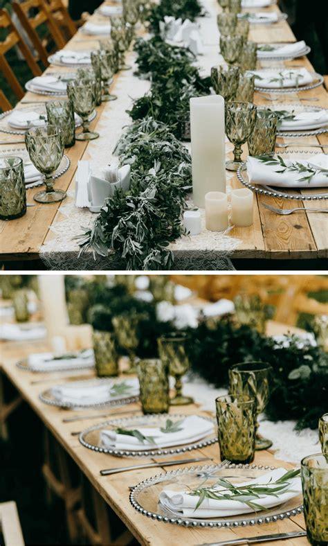 35 Originelle Tischdekoideen Für Die Hochzeit