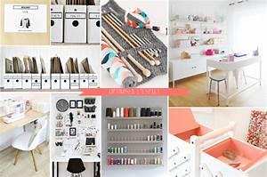 Meuble Rangement Couture : le rangement atelier svila ~ Farleysfitness.com Idées de Décoration