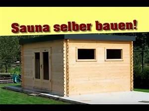 Sauna Selber Bauen Wandaufbau : blockhaus sauna selber bauen ~ Orissabook.com Haus und Dekorationen