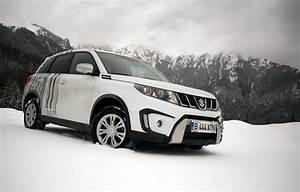 Suzuki Vitara S : test drive suzuki vitara s allgrip auto testdrive ~ Medecine-chirurgie-esthetiques.com Avis de Voitures