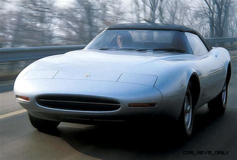 concept flashback  jaguar xj spider  pininfarina