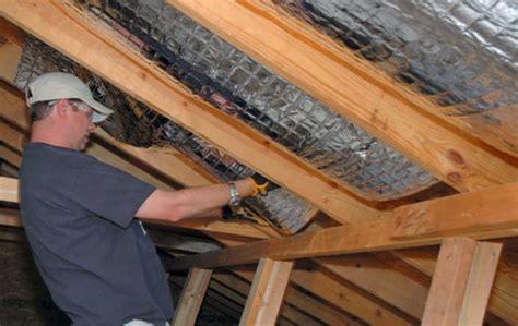 isolation sous toiture isolation sous toiture les proc 233 d 233 s et mat 233 riaux