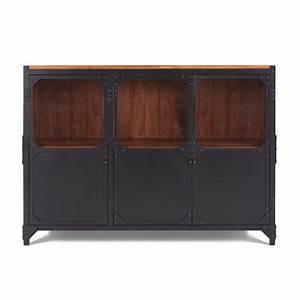 Möbel Industrial Style : anrichte sideboard brooklyn aus eisen in industrial design notoria ~ Indierocktalk.com Haus und Dekorationen