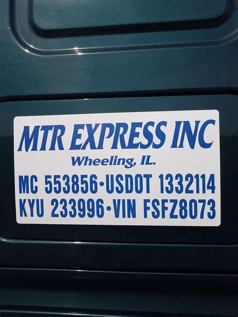 mtr express truck trailer repair   ellis st