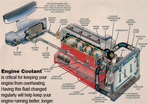 Diagram System Vehicle Cooling by Car Care Tips Brought To You By Keller Bros Auto Repair