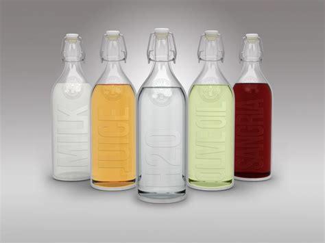 Plastic unicorn dropper bottle with paper box mockup, side view, isolated on white background. Free Bottle Mockup Set | Mockuptree