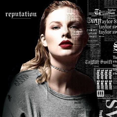 Claus Brinker reviews Taylor Swift's reputation Counter