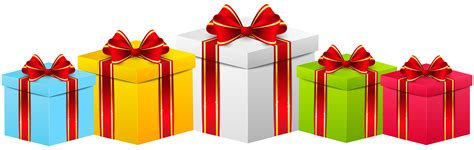 gift boxes clipart    clipartmag