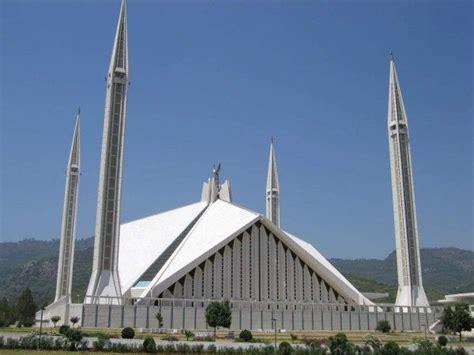 Faisal Mosque in Islamabad, Pakistan   Beautiful mosques ...