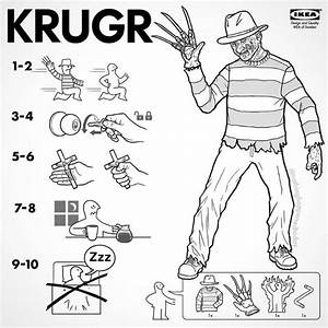 A Gallery Of Ikea Style Instructions For How To Create