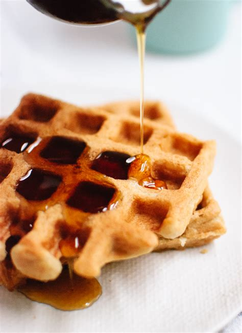 easy gluten  waffles recipe cookie  kate