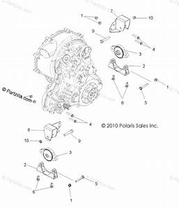 Polaris Side By Side 2012 Oem Parts Diagram For Drive