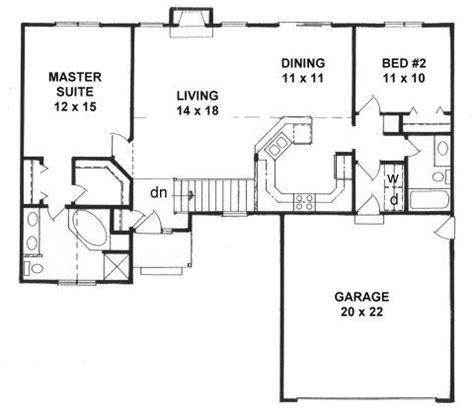 plan split bedroom ranch house plans pinterest galleries floor plans floors