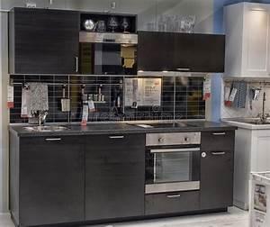 Cucina In Negozio Di Mobili Ikea Fotografia Editoriale