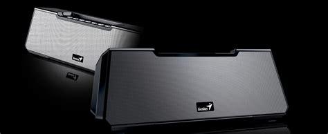 Review Genius Mt20 Parlante Bluetooth Con Sonido De Cine