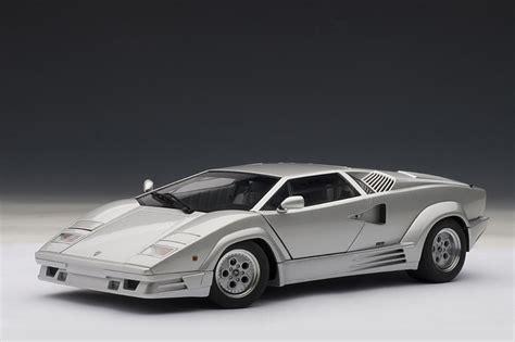 AUTOart: Lamborghini Countach 25th Anniversary Edition ...