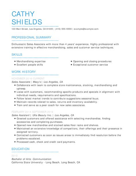 Free Resume Sles Templates by Free Resume Templates Easy To Customize Templates