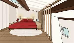 Faire Une Mezzanine : fermer une mezzanine pour en faire une chambre parentale ~ Melissatoandfro.com Idées de Décoration
