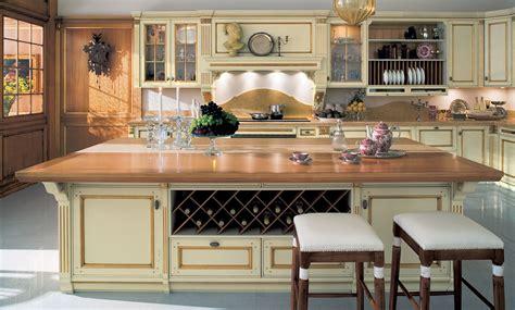Classic Kitchen Interior Design