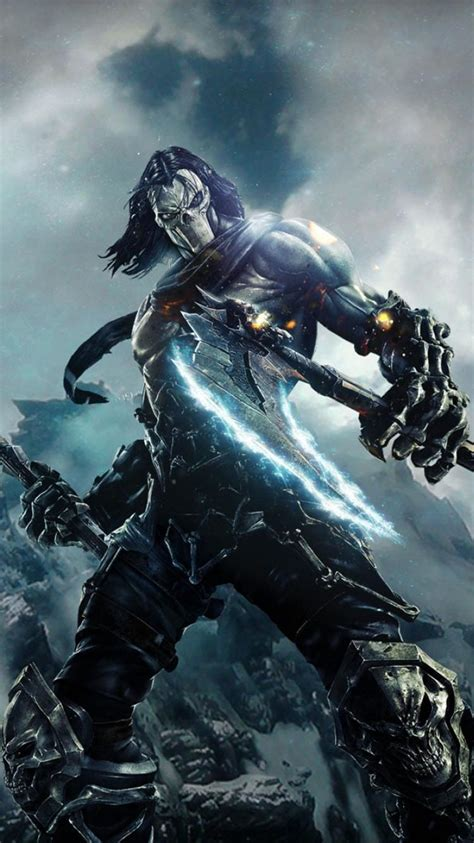 video games darksiders  wallpaper