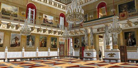 reconstitution virtuelle du palais des tuileries
