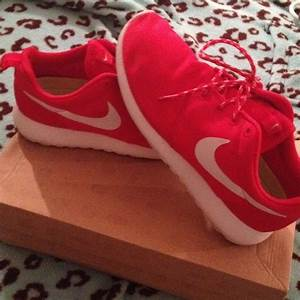 28% off Nike Shoes - Women team red roshes from Alyssa's ...