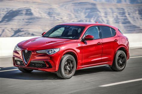 Alfa Romeo Stelvio Quadrifoglio, Su Strada Il Suv Più