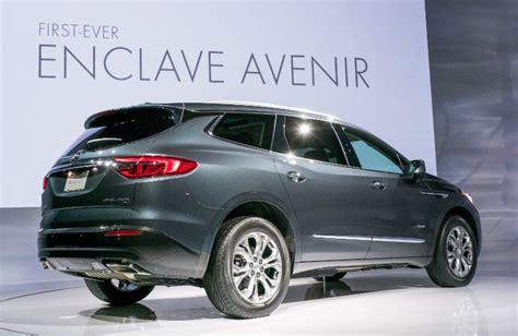 Buick Enclave Deals by 2018 Buick Enclave Avenir Lease Deals Lamoureph
