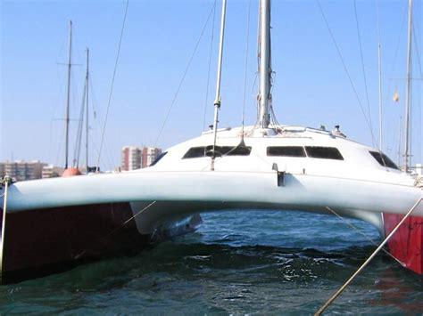 Catamaran Occasion by Catamaran Ville Audrain 48 Lerouge Yatchs En Alicante