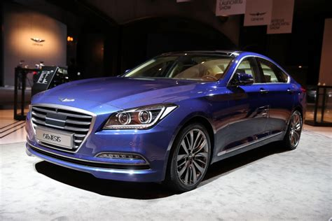 Hyundai Genesis News by All The News Pictures And Of The All New Hyundai