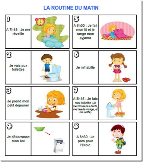 carnet de cuisine vierge 5 bonnes raisons de mettre en place des routines pour vos