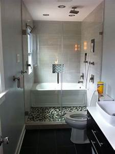 best 25 long narrow bathroom ideas on pinterest narrow With 3 efficient bathroom remodeling ideas