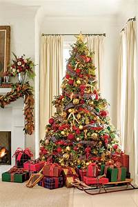 Beautiful, Country, Christmas, Decorating, Ideas
