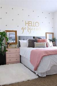 Teenager Zimmer Ideen Mädchen : 1001 ideen f r jugendzimmer m dchen einrichtung und deko tolle kinderzimmer designs ~ Buech-reservation.com Haus und Dekorationen